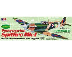 GU504 Spitfire wwii balsa kit