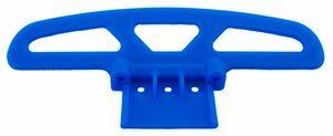 RPM70035 Assoc. RC18T/MT/B/R Wide Front Bumper - Blue