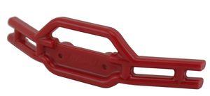 RPM73989 Front bumper - red - 1/16 e-revo