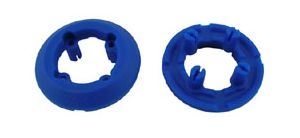 RPM73255 Losi lst / lst2 head guard - blue