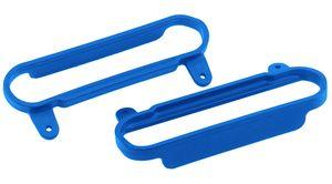 RPM80625 Blue Nerf Bars - Slash 2wd & 4x4