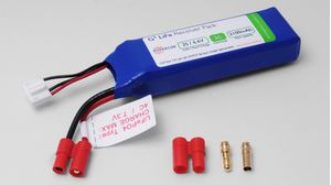 HP-FG305-2100-2S Receiver Battery Pack - LiFe 6.6V 2100mAh (5C)