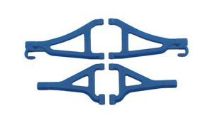 RPM80695 Front Upper/Lower A-arms-Traxxas1/16th Revo- Blue