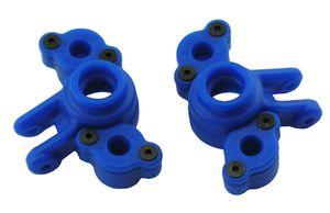 RPM73165 Rpm 1/16 e-revo/slash axle carriers - Blue
