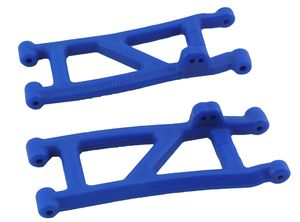 RPM70755 Assoc. GT2 Rear A-arms - Blue