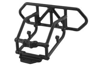 RPM80122 Black Rear Bumper for the Traxxas Slash 4x4