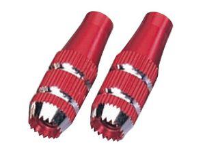 JRPATSTICKR Color Sticks Red (2) 24mm (AKA 06030)