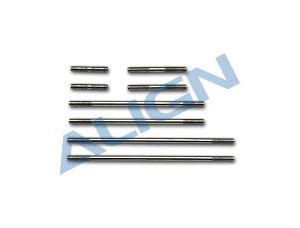 HN7063 700 Linkage rods, rotor head