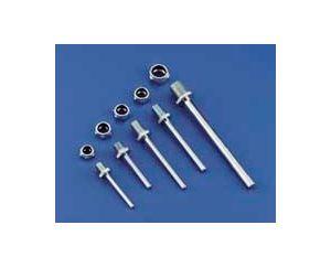 DBR249 2in L x 3/16in Dia Axle Shaft (2 pcs per pack)