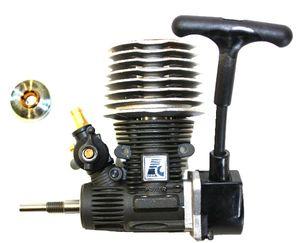 FE-1802 Force 18 side exhaust car/buggy engine w/pullstart