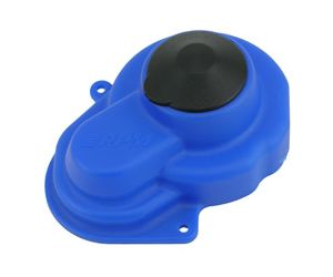 RPM80525 Blue Sealed Gear Cover for the Traxxas Elec. Rust