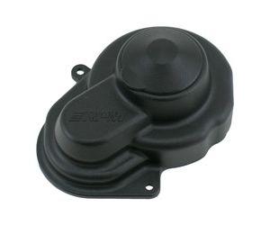 RPM80522 Black Sealed Gear Cover Traxxas Elec. Rust