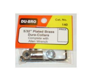 DBR140 Dura-Collars 5/32in (4 pcs per pack)
