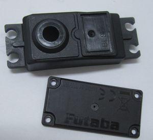 FUTUBSCBLS251 Brushless upper & bottom servo case set bls251