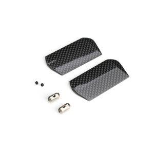 BLH1628C 3D Carbon Fiber Flybar Paddle Set: B450, B400
