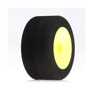 LOSB1141 FR Mnt Foam Tires/Wheels(pr):Mini T