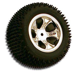 "RPM82093 Assoc. Chrome ""Bully"" rear wheel"