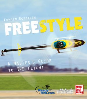 """MIK4574 Mikado """"Freestyle- A Masters Guide to 3d Flight"""
