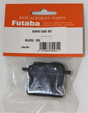 FUTSCBLS252 Brushless Servo Case Set BLS252/253/255HV