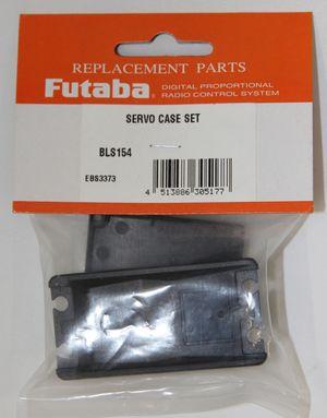 FUTSCBLS154  Brushless Servo Case Set BLS154