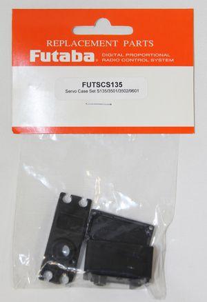 FUTSCS135 Servo Case Set S135/3501/3502/9601