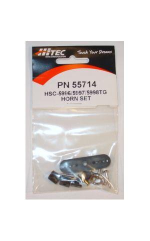 HT5714 Hsc-5996/5997/5998 hd horn & hardware set