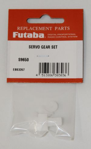 FUTSGS9650 Servo gear sets9650