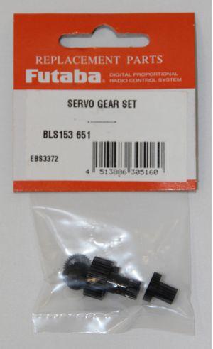 FUTSGBLS153 Brushless servo gear set top bls153