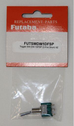 FUTSWDW1DFSP Toggle SW DW-1DFSP (2 pos.Short (Moment))9C
