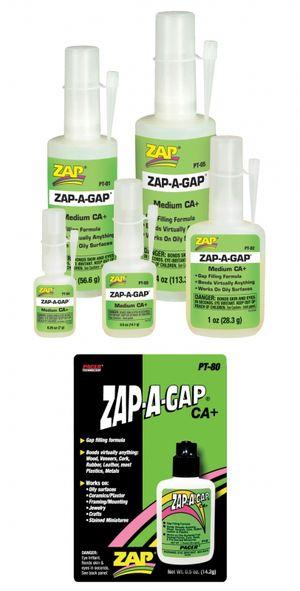 PT04 Zap a Gap CA+ 1/4oz - Medium