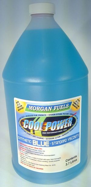 TATES8724 Cool Power Oil (Blue)