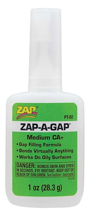 PT02 Zap a Gap CA+ 1oz - Medium